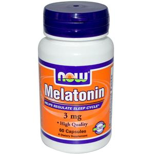 Melatonin 3 mg - 60 капс.