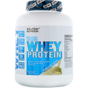 EVLution Nutrition 100% Whey - 1814 гр