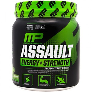 MUSCLEPHFRM  ASSAULT  - 333 gr