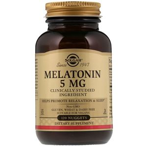 Melatonin 5 mg - 120 таб.