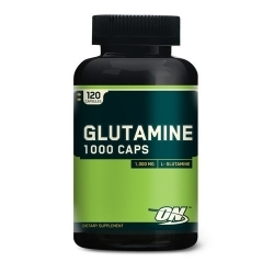 Glutamine caps 1000 mg.  - 120 капс.