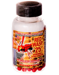 RED WASP 25 - 75 капс