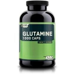 Glutamine caps 1000 mg. - 240 капс.