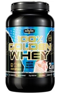 Golden Whey - 900 г