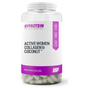ACTIVE WOMEN  Collagen Cocount with Vitamin C - 60 капс.