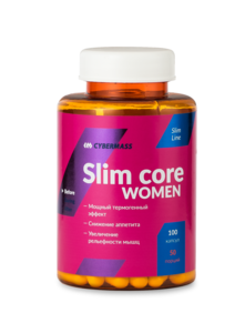 Slim Core Women - 100 капс