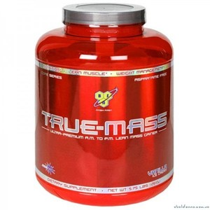 True Mass Weight Gainer (все вкусы) - 2600 г