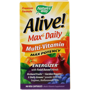 Alive Max6 Daily - 90
