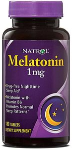 Melatonin 1mg 180 - 180т