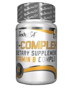 B-complex 75 Complete Biotech Nutrition - 60 табл.