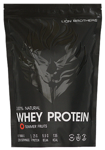 Lion Brothers Whey Protein - 1000 г