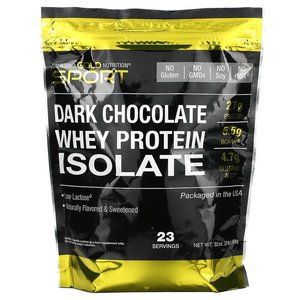 Whey Protein Isolate - California Gold Nutrition