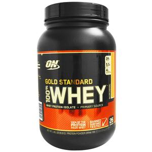 100% Whey Gold standard - 907г
