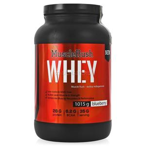 Muscle Rush Whey - 1015 г