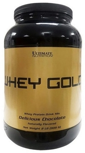 Whey Gold Ultimate Nutrition - 908гр