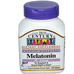 Melatonin 5mg - 120 табл