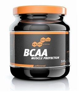 NEW BCAA (вкус апельсин) Muscle Protection - 550 г