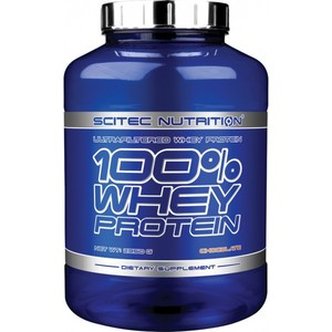 100% WHEY PROTEIN - 2350 г