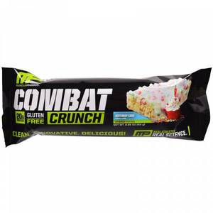 MusclePharm Combat Crunch bar - 60г